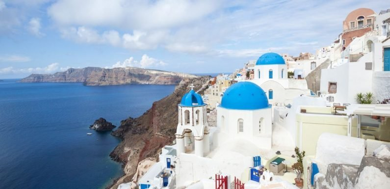 You can currently bag Athens and Santorini breaks for £279pp but be quick