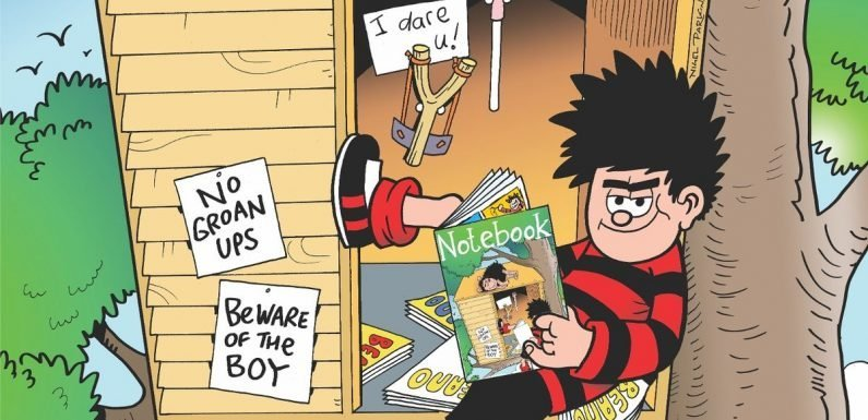 National Trust to host Beano exhibition for summer and kids are going to love it