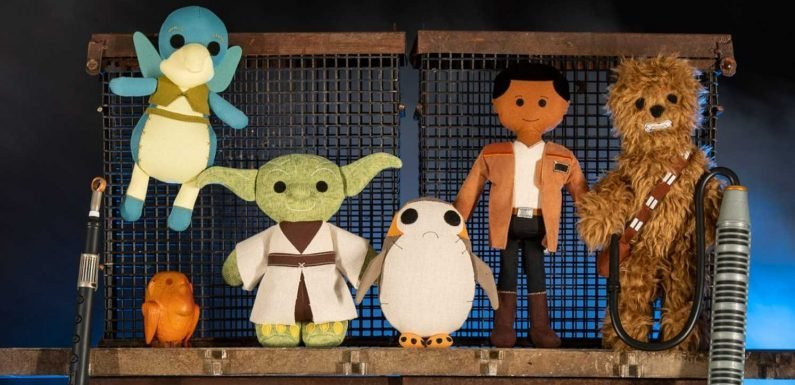 May the force be with you: How to snag collectibles at Disneyland's Star Wars: Galaxy's Edge