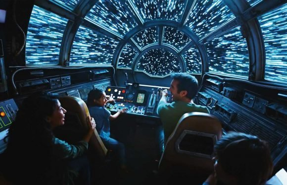 Flying theMillennium Falcon at Disney's Star Wars land is fun but misses the 'wow' factor