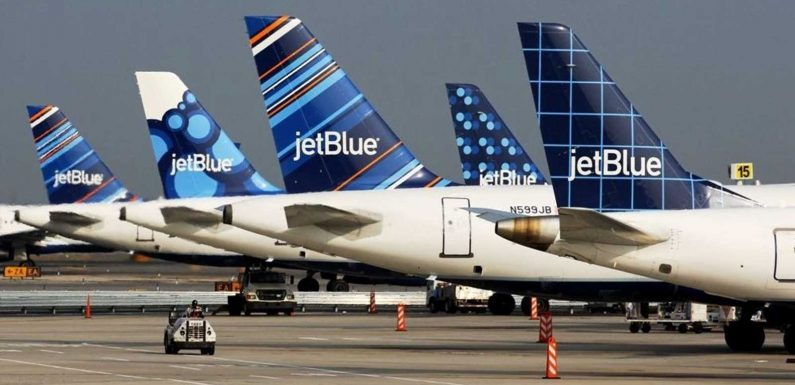JetBlue operations delayed as 'global' computer outage briefly cripples airline, again