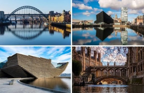 The 10 best city breaks in the UK revealed – is YOUR area listed?