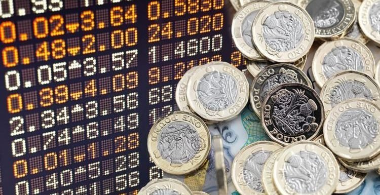 Pound to euro exchange rate: Sterling will 'struggle' today amid eight day slump for GBP