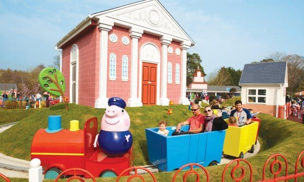Take the kids to … Paultons Family Theme Park