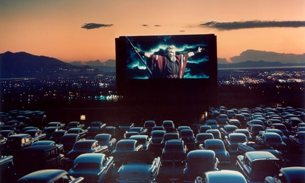 Summer nights: the US drive-in cinemas still packing 'em in