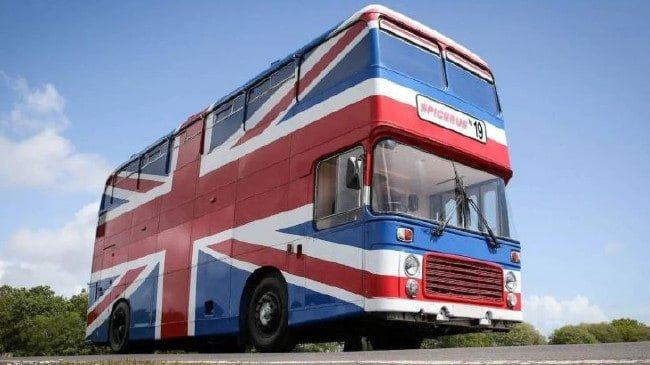 You can rent the Spice World bus on Airbnb
