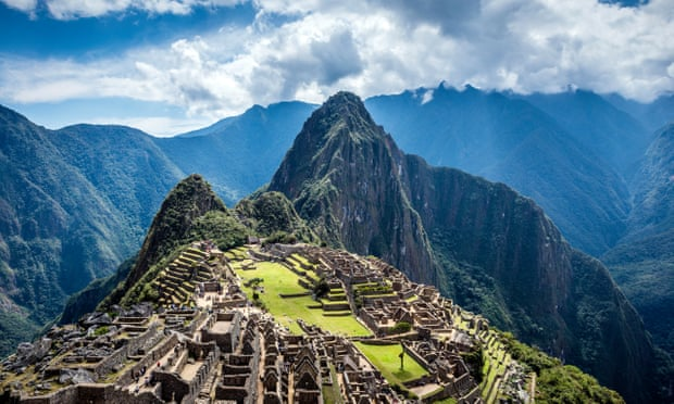 Machu Picchu to trial timed entry tickets in bid to control tourist numbers