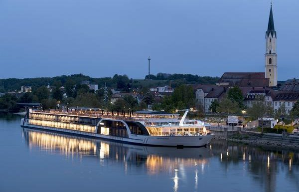 AmaWaterways Launches AmaMagna in Germany