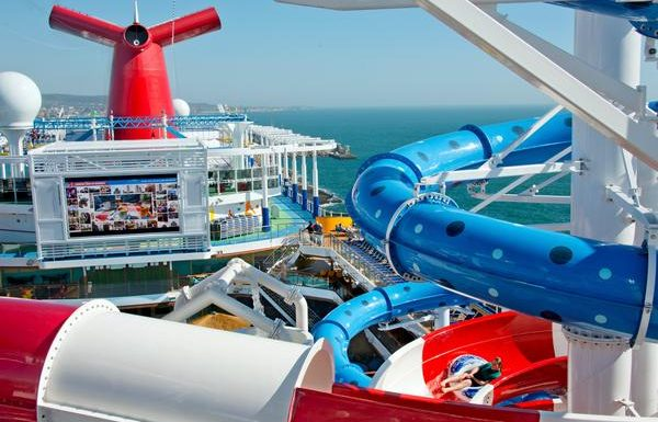 Carnival Cruise Line Teams Up With Harlem Globetrotters