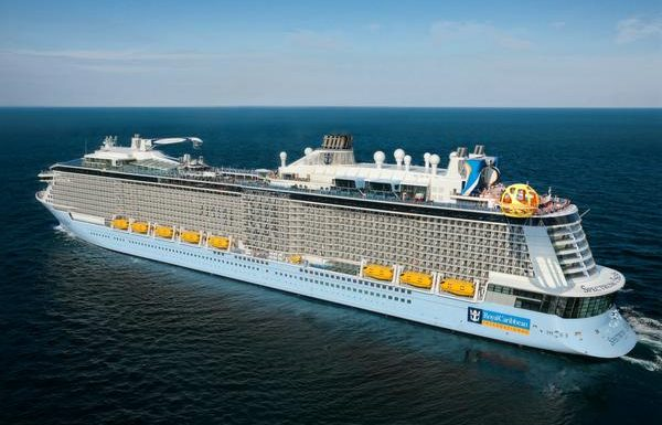 Royal Caribbean Announces Entertainment Lineup for Spectrum of the Seas