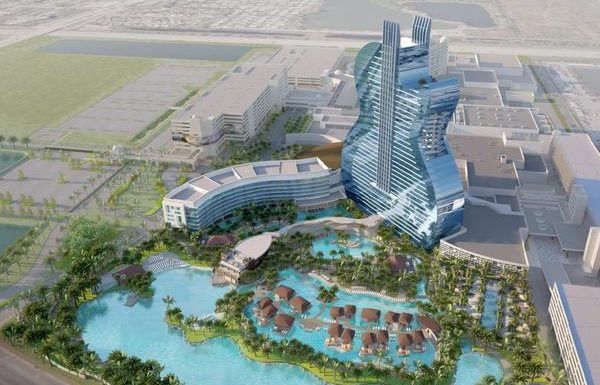 Hard Rock Unveils Plans for World's Only Guitar Shaped Hotel in Florida