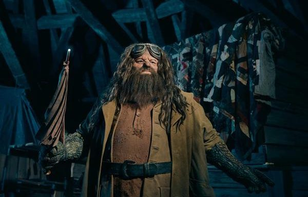 Hagrid Comes to Life at Universal Orlando Ahead of Roller Coaster Debut