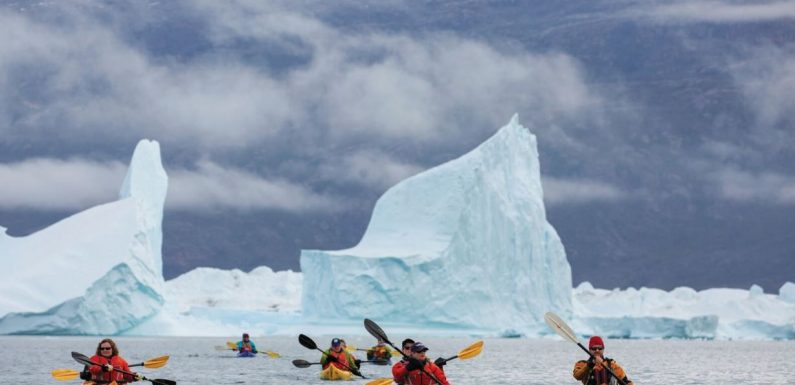 Aurora Expeditions announces special offer ·