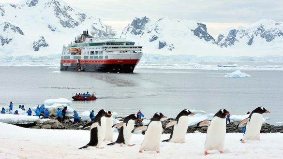 Chimu announce exclusive Hurtigruten sale ·