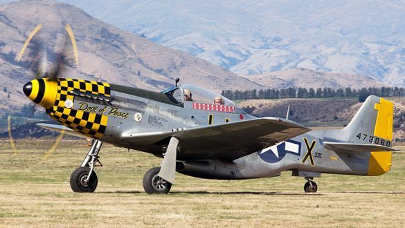Experience the Warbirds Over Wanaka Airshow ·