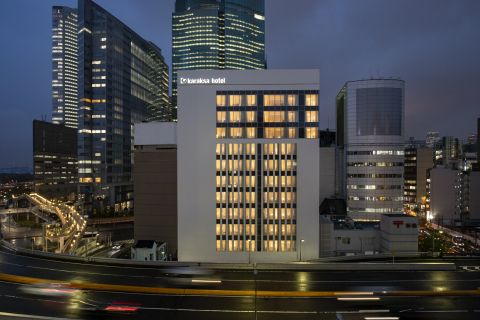 karaksa hotels opened first property in Tokyo on May 1st ·