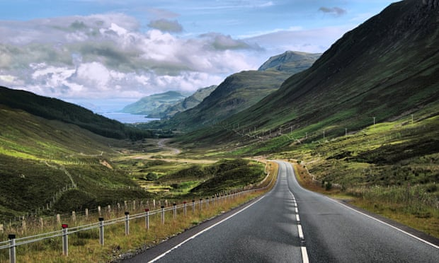 I would drive 500 miles: Scotland's new North Coast 500 route
