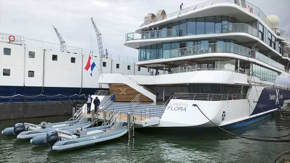 New ships for Galapagos raise the bar on luxury