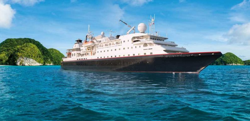 CroisiEurope acquiring Silversea ship