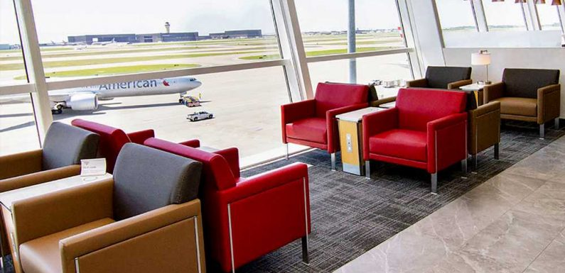 American Airlines opens Flagship Lounge at DFW