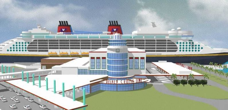 Disney expanding operations at Port Canaveral