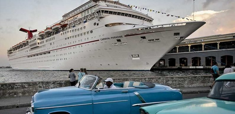 Carnival hit with lawsuit for using Havana terminal