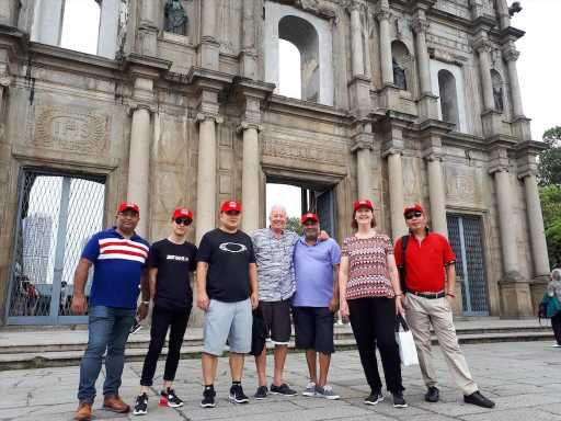 Travel Wholesale Managers visit Macao ·