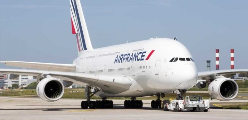 Air France insists majority of its flights will run amid nationwide strike latest