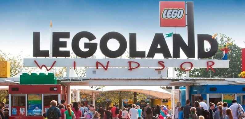 Legoland Windsor has slashed prices on day tickets for the school holidays