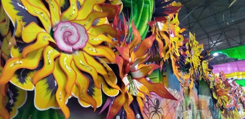 Mardi Gras World: Experience Fat Tuesday whenever you feel like visiting New Orleans