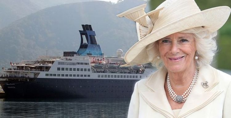 Camilla Parker-Bowles' new royal title revealed on Saga cruise ship Spirit of Discovery