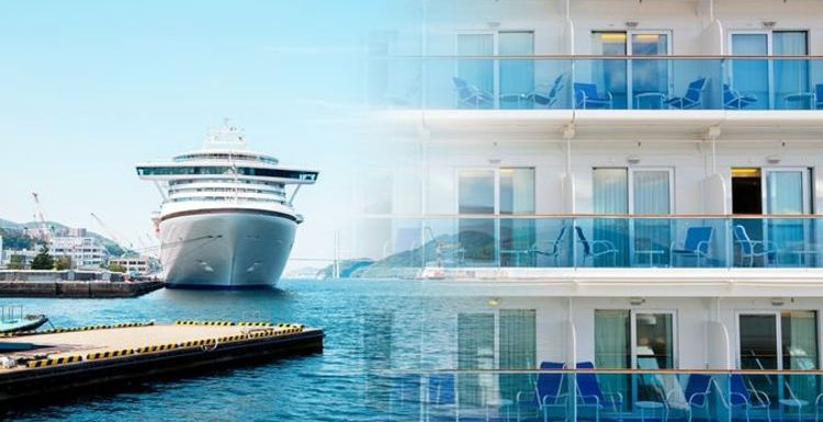 Cruise secrets: AVOID booking these ship cabins – or you could be in for a cramped holiday