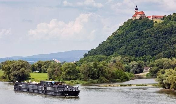 Dream time on the Danube: A river cruise with WhatsApp, a Wellness Officer and 'huge freedom'