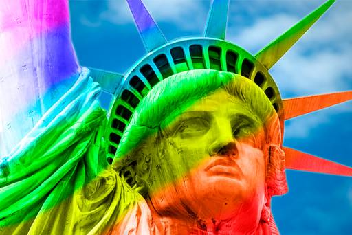 Rainbow Nation: Six places in the US celebrating gay liberation