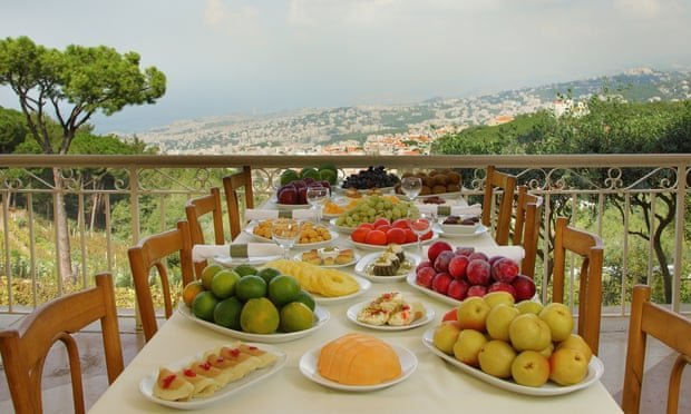Dom Joly's foodie tour of Lebanon