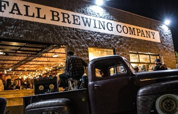Thirsty work in San Diego, the craft brewing capital of America