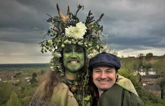 Pagan paradise: Glastonbury without the festival