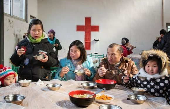 Shanghai Sacred: inside China's religious revival – photo essay