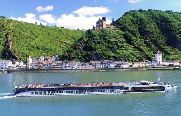 AmaWaterways Welcomes AmaMora to the Fleet