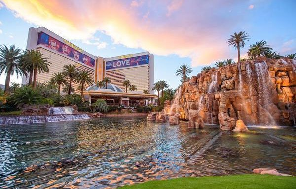 Round-the-Clock Action at The Mirage Las Vegas