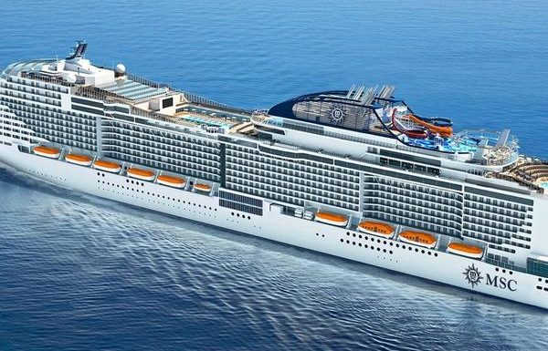 MSC Grandiosa to Introduce New Smart Features to 'MSC for Me'