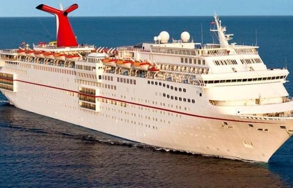 Carnival Ship Makes Return After Excursion Accident