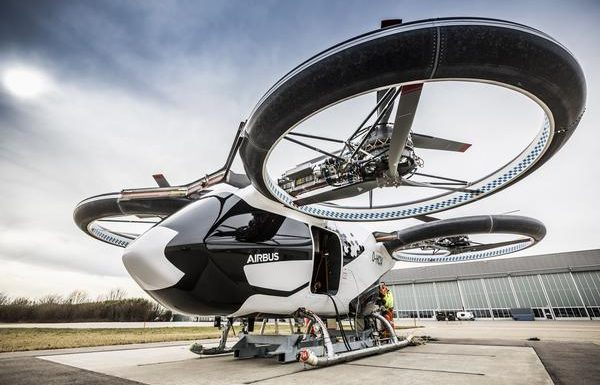 Paris May Have Flying Taxis Prior to 2024 Olympic Games