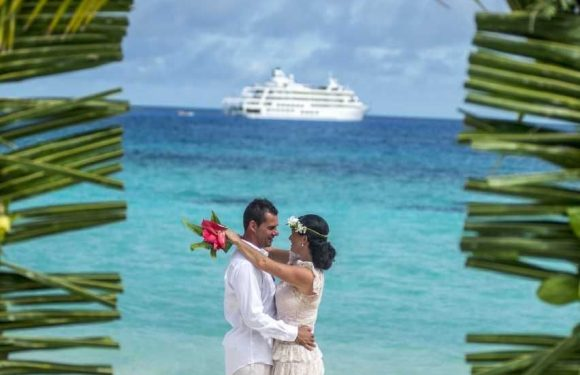 Captain Cook Cruises release new Fiji Wedding Packages ·
