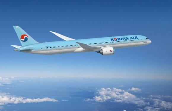 Korean Air Introduce Boeing 787-10 for First Time in Korea ·