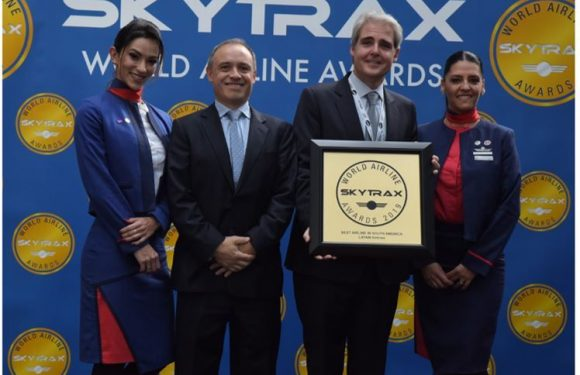LATAM is named the 'Best Airline in South America' ·