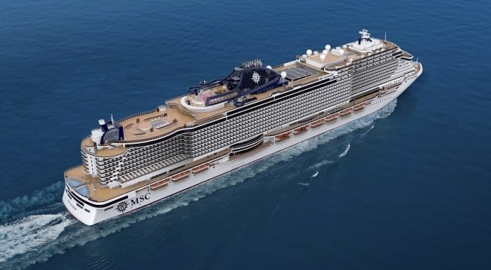 Sales open head of MSC Seashore debut