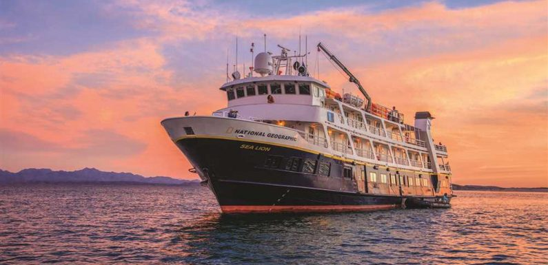 Lindblad Expeditions pledges carbon neutrality