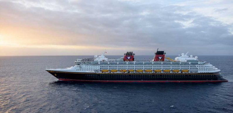 Disney ship getting some New Orleans style