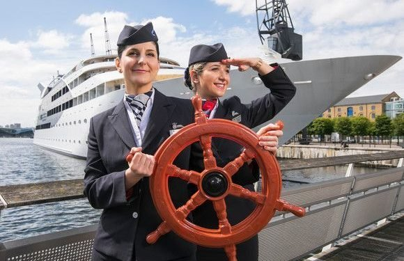 All shipshape for new Croatian route ·